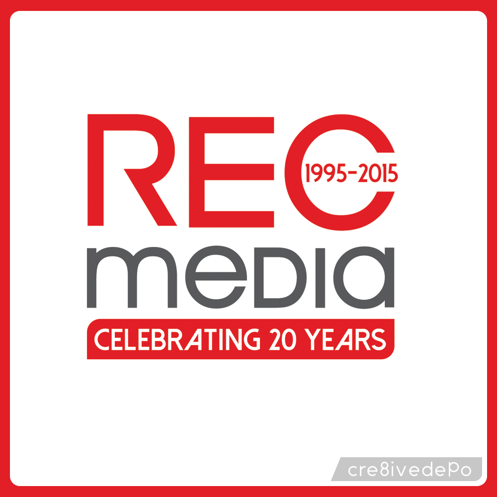 Logo Design by Private User - Entry No. 58 in the Logo Design Contest REC Media Logo Design.