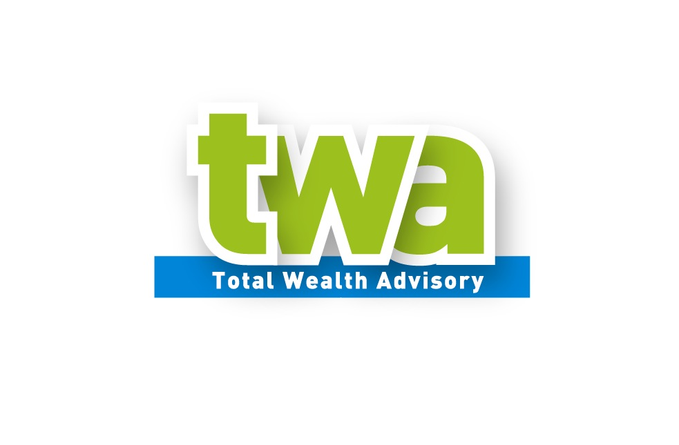 Logo Design by Walid Freih - Entry No. 34 in the Logo Design Contest Imaginative Logo Design for Total Wealth Advisory (TW Advisory).