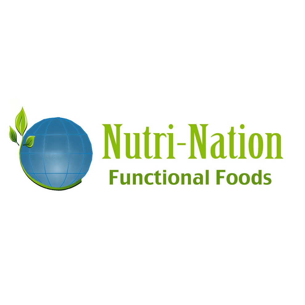 Logo Design by megan - Entry No. 64 in the Logo Design Contest Nutri-Nation Functional Foods Logo.