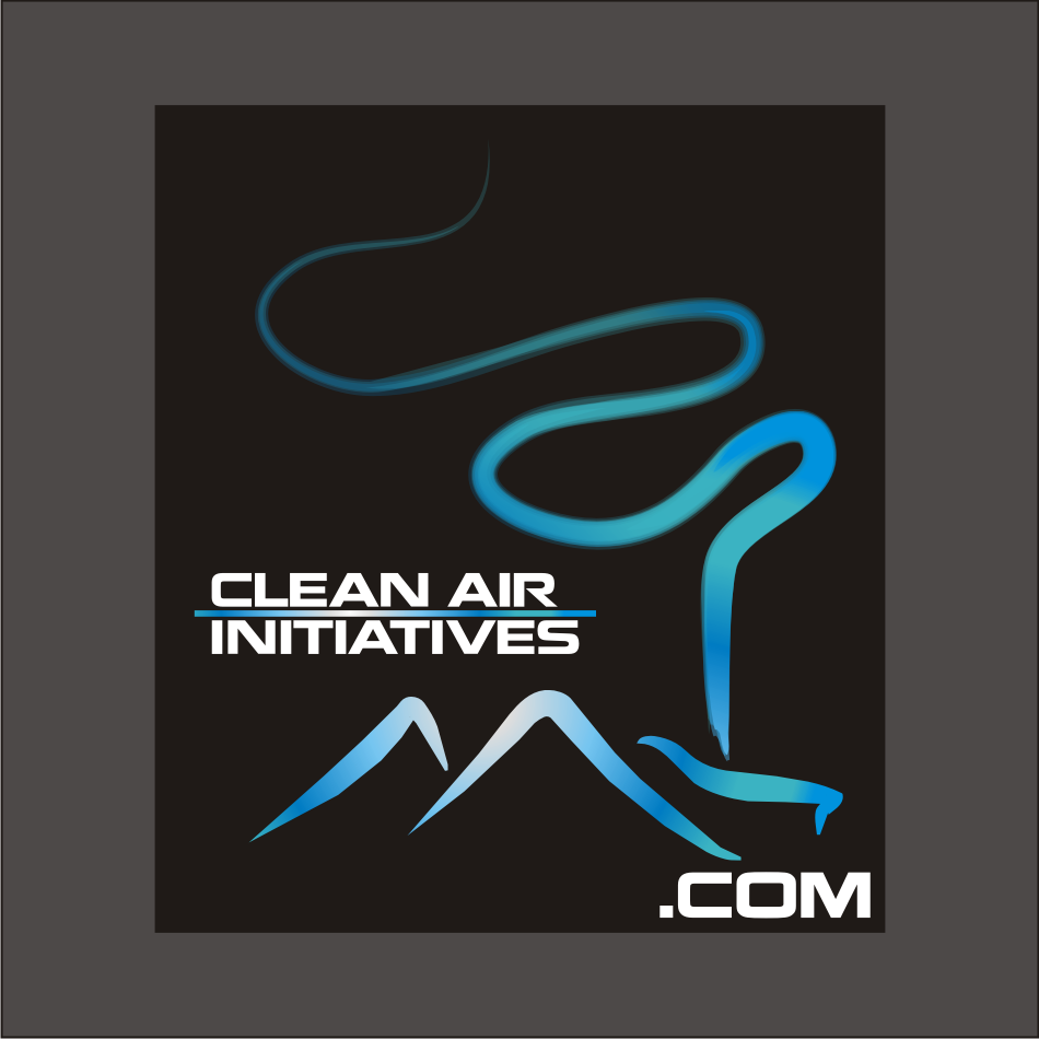 Logo Design by vector.five - Entry No. 83 in the Logo Design Contest www.CleanAirInitiatives.com.