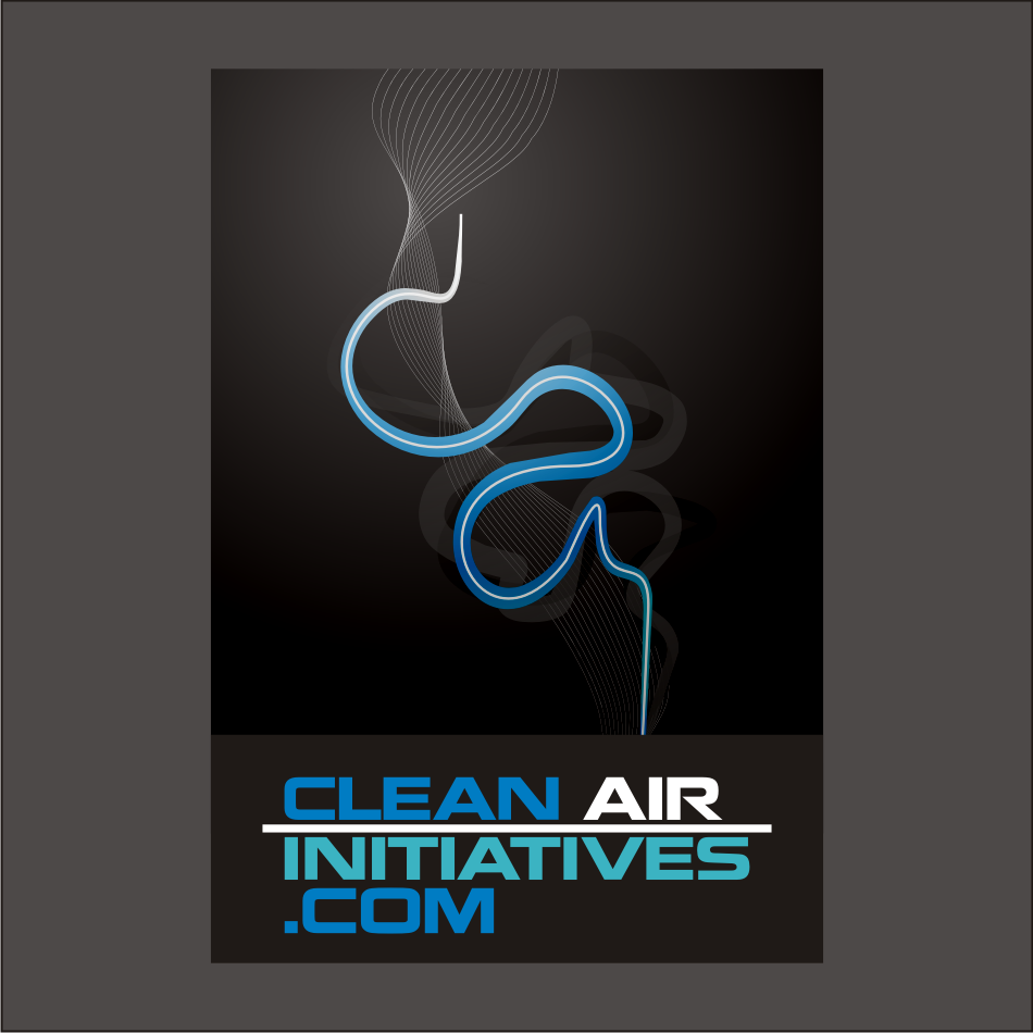 Logo Design by vector.five - Entry No. 85 in the Logo Design Contest www.CleanAirInitiatives.com.