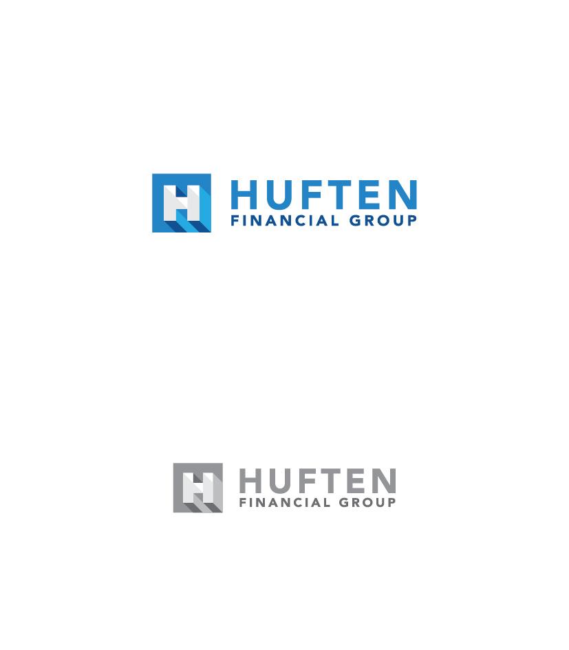 Logo Design by haidu - Entry No. 9 in the Logo Design Contest Imaginative Logo Design for Huften Financial Group.