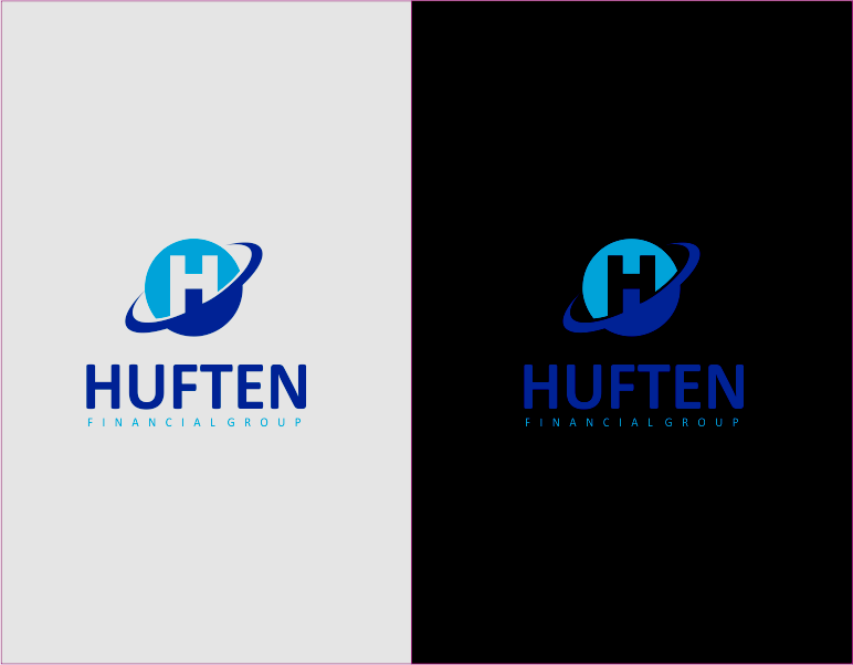 Logo Design by Armada Jamaluddin - Entry No. 11 in the Logo Design Contest Imaginative Logo Design for Huften Financial Group.