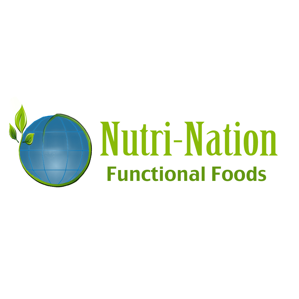 Logo Design by megan - Entry No. 65 in the Logo Design Contest Nutri-Nation Functional Foods Logo.