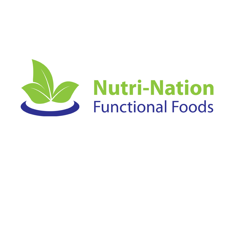 Logo Design by zams - Entry No. 67 in the Logo Design Contest Nutri-Nation Functional Foods Logo.