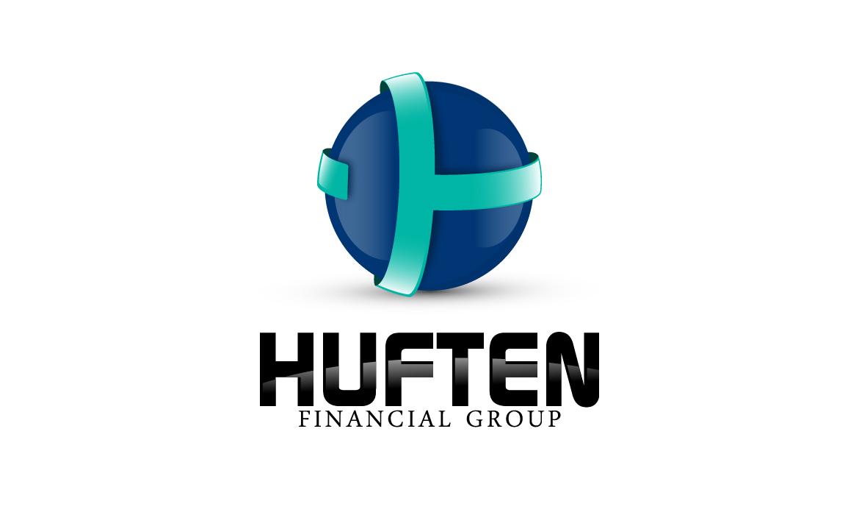 Logo Design by Sooraj SL - Entry No. 22 in the Logo Design Contest Imaginative Logo Design for Huften Financial Group.