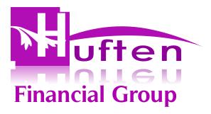 Logo Design by Waqar Ahmed - Entry No. 24 in the Logo Design Contest Imaginative Logo Design for Huften Financial Group.