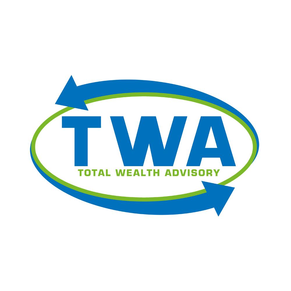 Logo Design by Private User - Entry No. 88 in the Logo Design Contest Imaginative Logo Design for Total Wealth Advisory (TW Advisory).