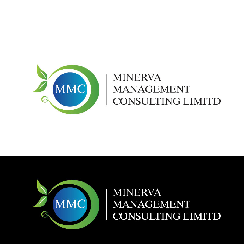 Logo Design by Private User - Entry No. 56 in the Logo Design Contest Logo Design for Minerva Management Consulting Limited.