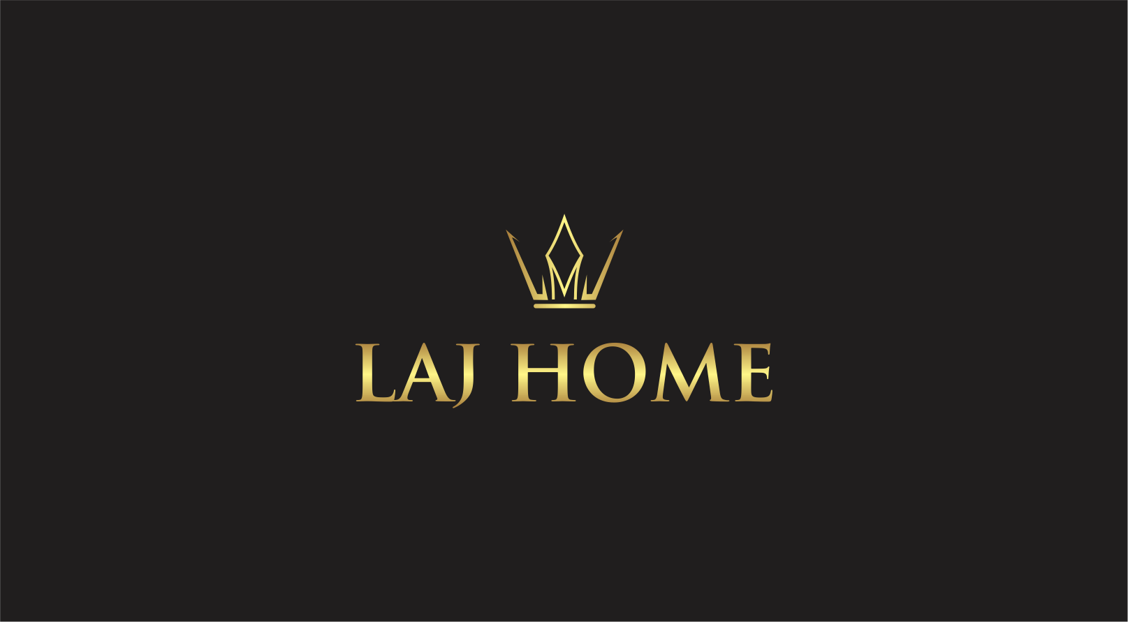 Logo Design by Private User - Entry No. 9 in the Logo Design Contest Unique Logo Design Wanted for LAJ home.