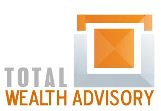Logo Design by Waqar Ahmed - Entry No. 93 in the Logo Design Contest Imaginative Logo Design for Total Wealth Advisory (TW Advisory).