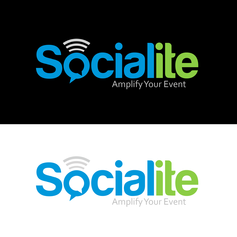 Logo Design by Robert Turla - Entry No. 96 in the Logo Design Contest Unique Logo Design Wanted for Socialite.