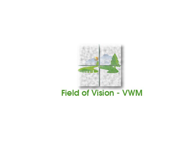 Logo Design by Private User - Entry No. 7 in the Logo Design Contest Field of Vision - VWM Logo Design.