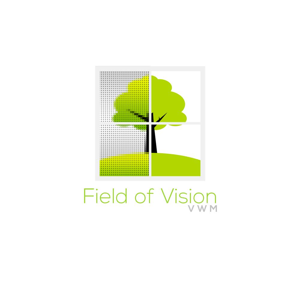 Logo Design by Kenneth Joel - Entry No. 18 in the Logo Design Contest Field of Vision - VWM Logo Design.