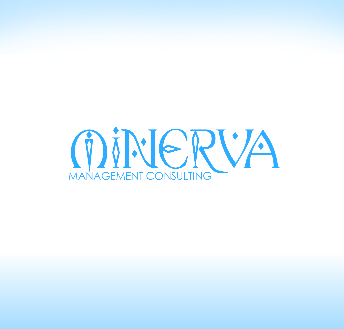 Logo Design by Jessy Pimentera - Entry No. 85 in the Logo Design Contest Logo Design for Minerva Management Consulting Limited.