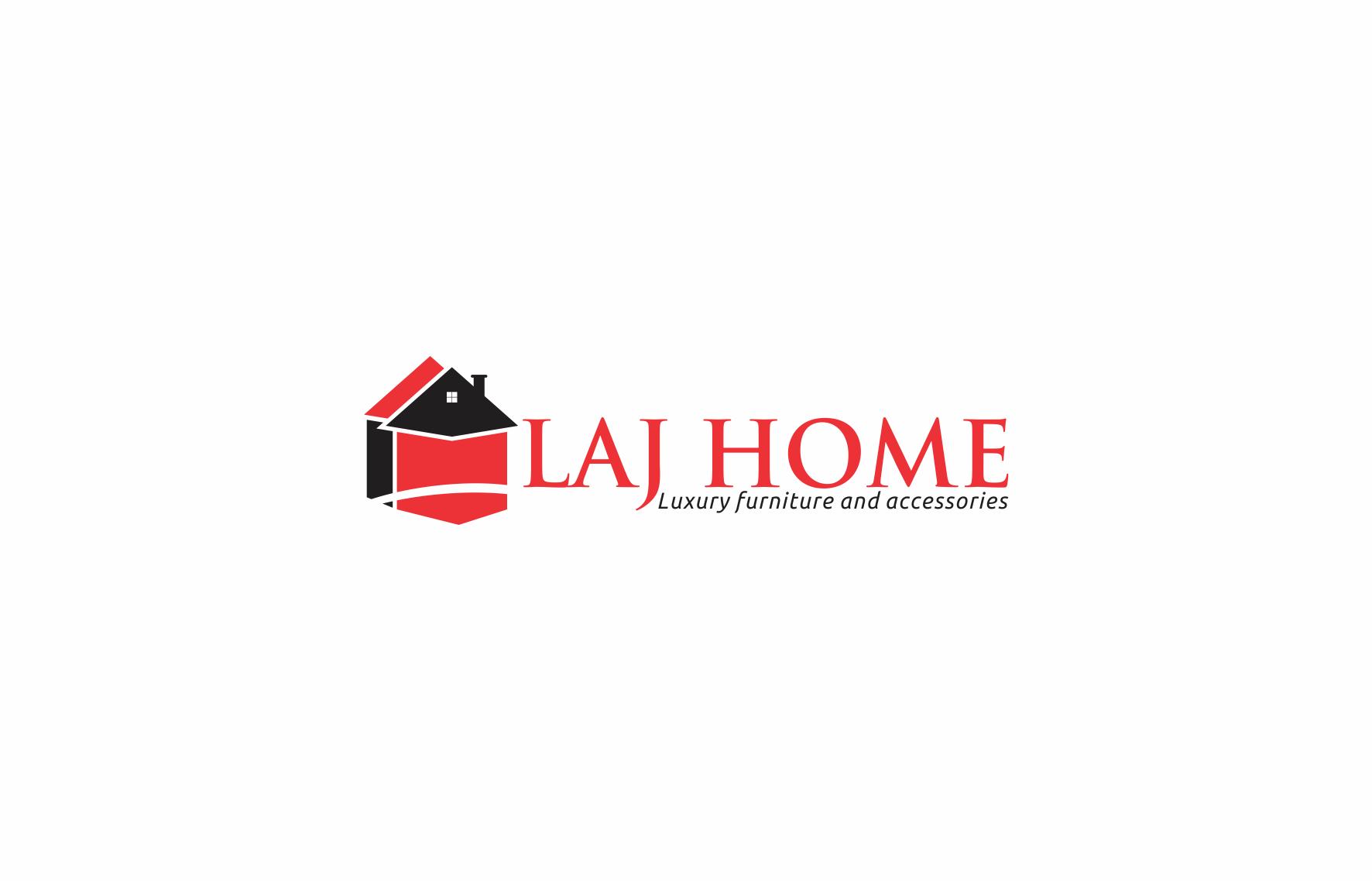 Logo Design by Private User - Entry No. 29 in the Logo Design Contest Unique Logo Design Wanted for LAJ home.