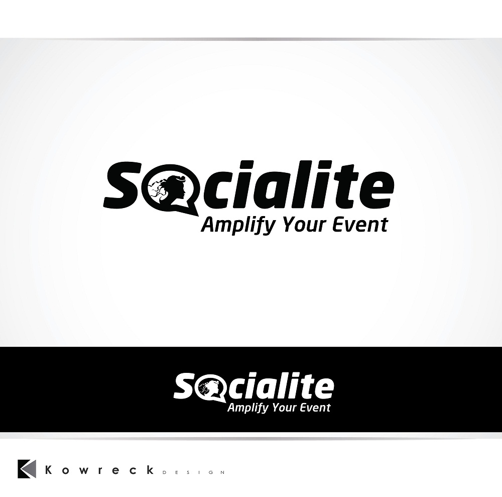 Logo Design by kowreck - Entry No. 166 in the Logo Design Contest Unique Logo Design Wanted for Socialite.