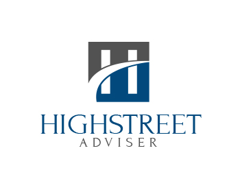 Logo Design by Devon Renandy - Entry No. 4 in the Logo Design Contest Fun Logo Design for HighStreet Adviser.