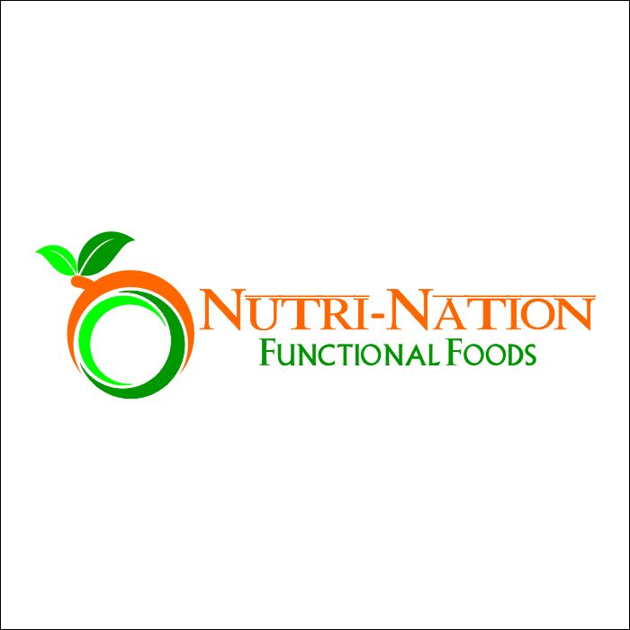 Logo Design by TriangleX - Entry No. 81 in the Logo Design Contest Nutri-Nation Functional Foods Logo.