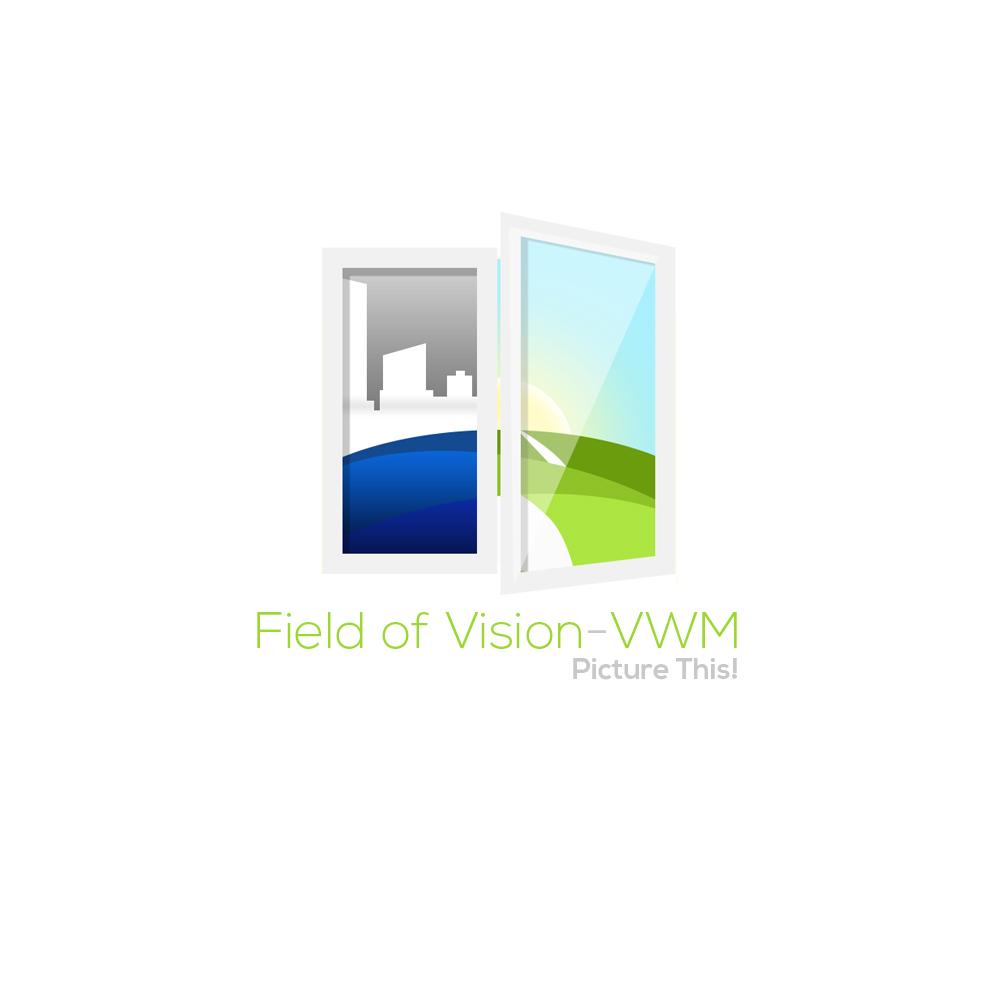 Logo Design by Kenneth Joel - Entry No. 33 in the Logo Design Contest Field of Vision - VWM Logo Design.
