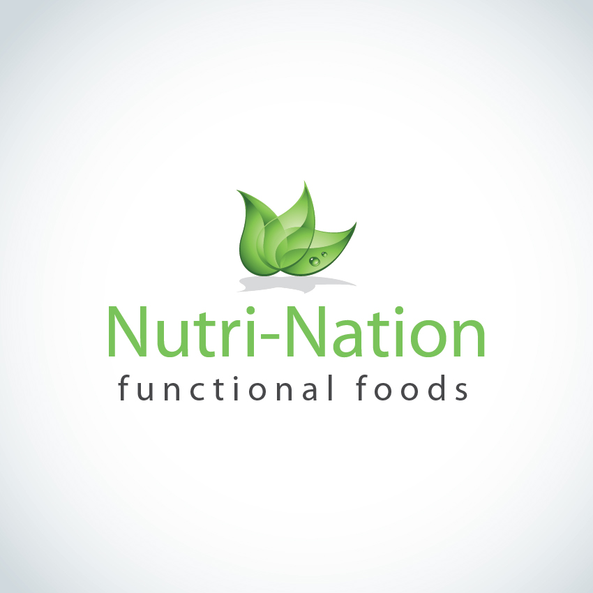 Logo Design by aesthetic-art - Entry No. 84 in the Logo Design Contest Nutri-Nation Functional Foods Logo.
