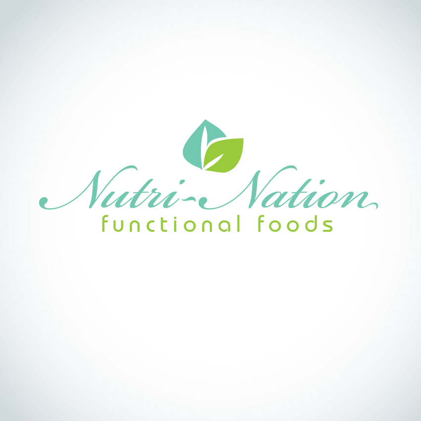 Logo Design by aesthetic-art - Entry No. 85 in the Logo Design Contest Nutri-Nation Functional Foods Logo.