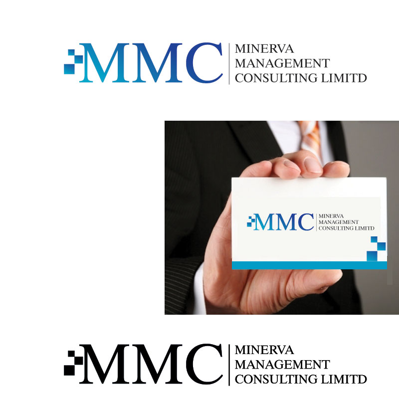 Logo Design by Private User - Entry No. 104 in the Logo Design Contest Logo Design for Minerva Management Consulting Limited.