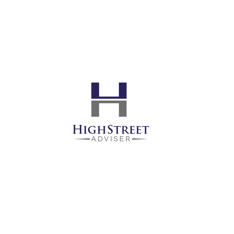 Logo Design by roc - Entry No. 18 in the Logo Design Contest Fun Logo Design for HighStreet Adviser.