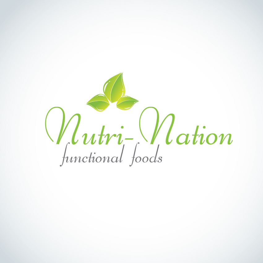 Logo Design by aesthetic-art - Entry No. 86 in the Logo Design Contest Nutri-Nation Functional Foods Logo.