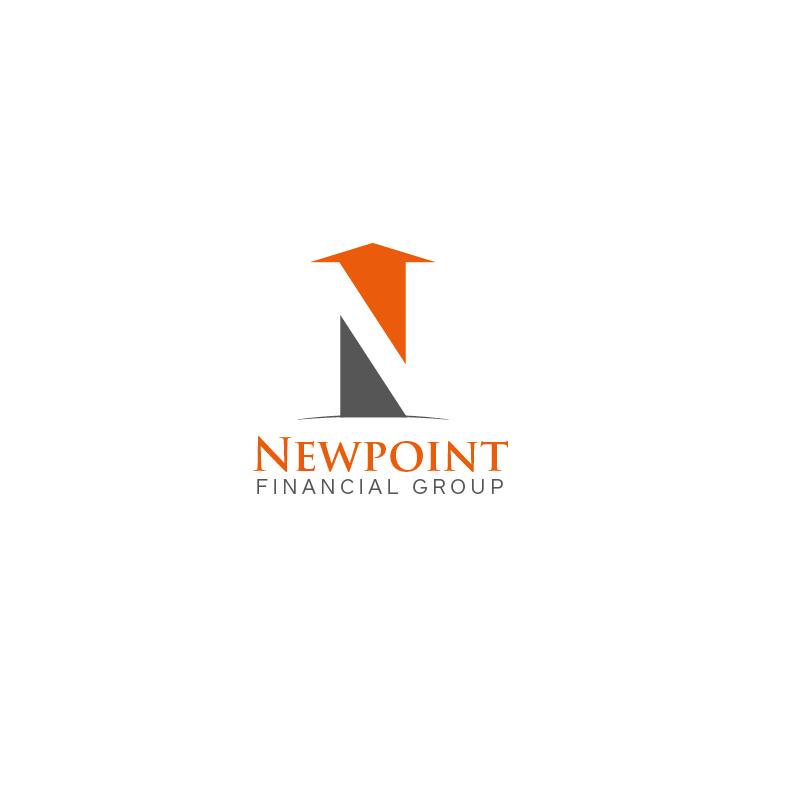 Logo Design by roc - Entry No. 1 in the Logo Design Contest Fun Logo Design for Newpoint Financial Group.