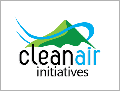 Logo Design by taelorb - Entry No. 89 in the Logo Design Contest www.CleanAirInitiatives.com.