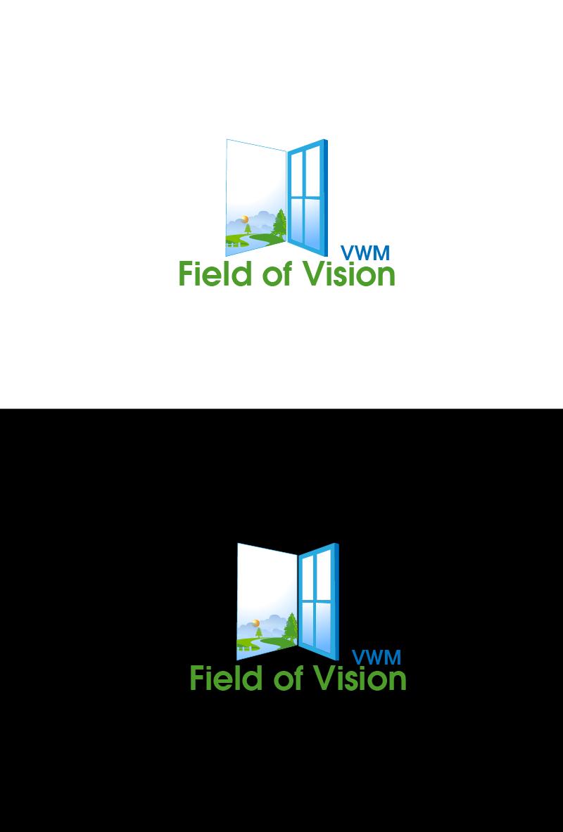 Logo Design by Private User - Entry No. 44 in the Logo Design Contest Field of Vision - VWM Logo Design.