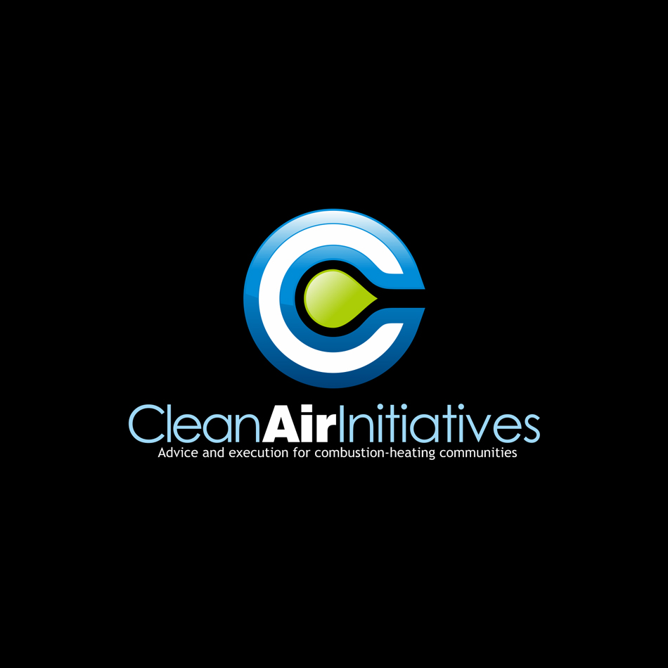 Logo Design by LukeConcept - Entry No. 91 in the Logo Design Contest www.CleanAirInitiatives.com.