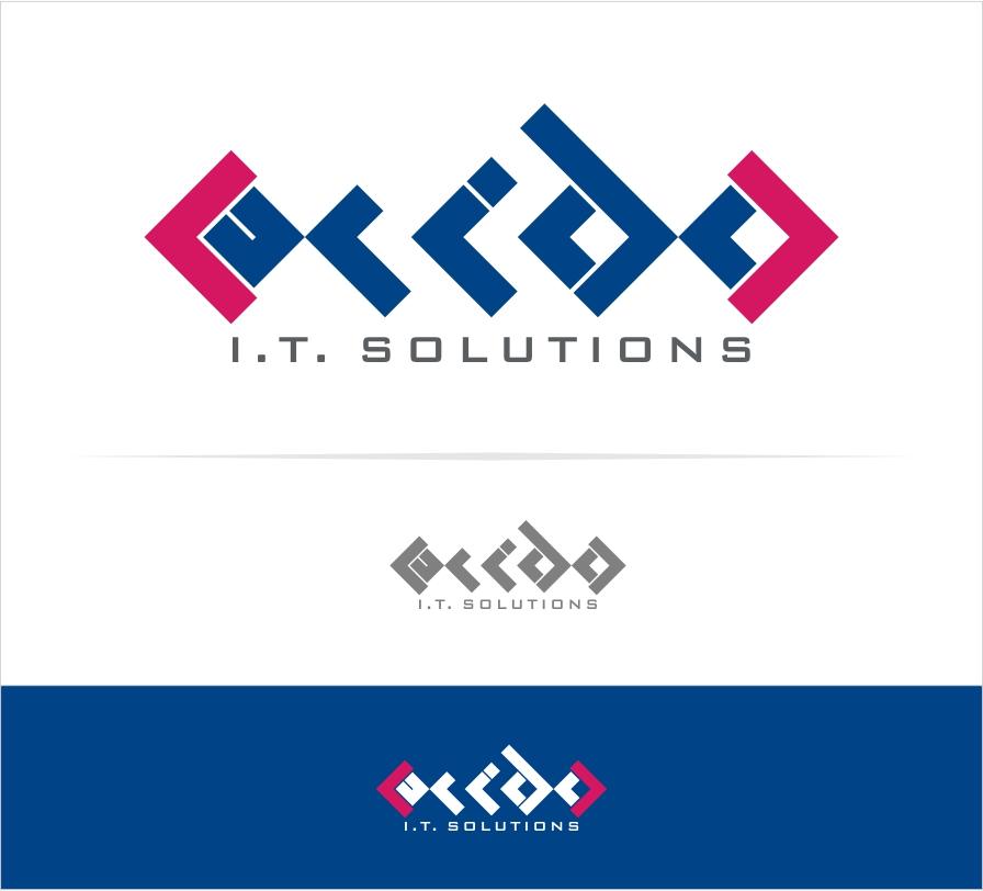 Logo Design by joca - Entry No. 10 in the Logo Design Contest Inspiring Logo design for Erida it solutions.