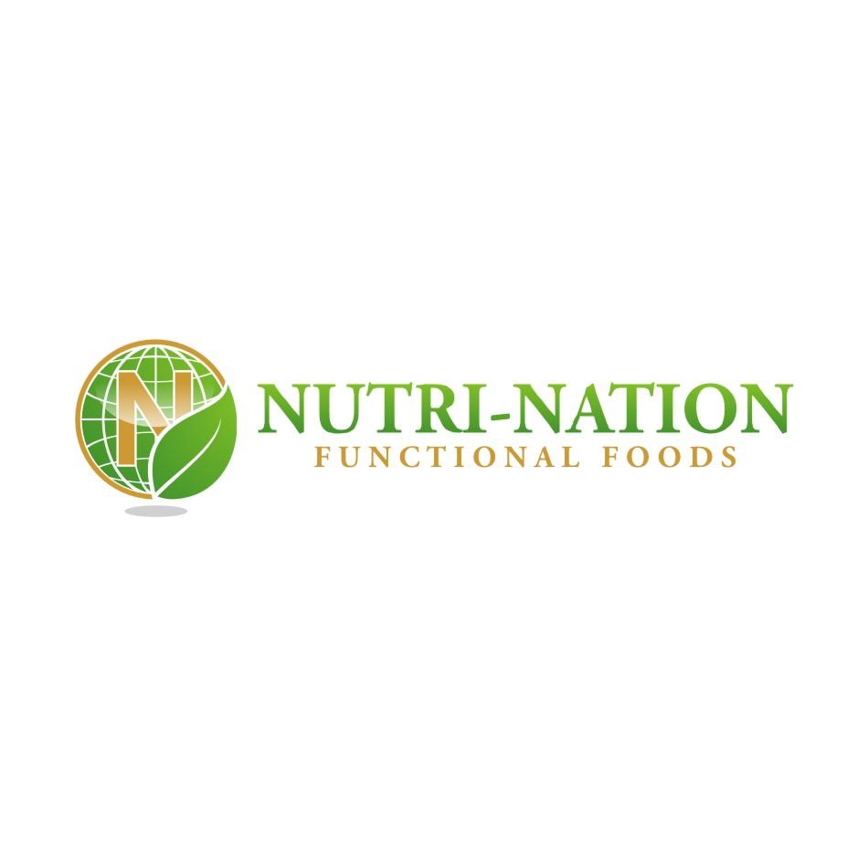 Logo Design by rakaz - Entry No. 88 in the Logo Design Contest Nutri-Nation Functional Foods Logo.