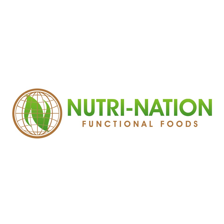 Logo Design by rakaz - Entry No. 90 in the Logo Design Contest Nutri-Nation Functional Foods Logo.