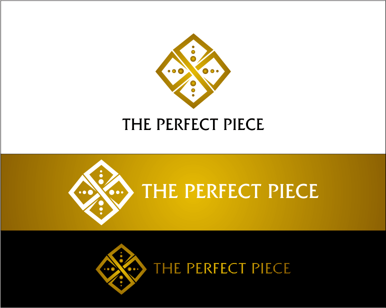 Logo Design by Armada Jamaluddin - Entry No. 107 in the Logo Design Contest Unique Logo Design Wanted for The Perfect Piece.