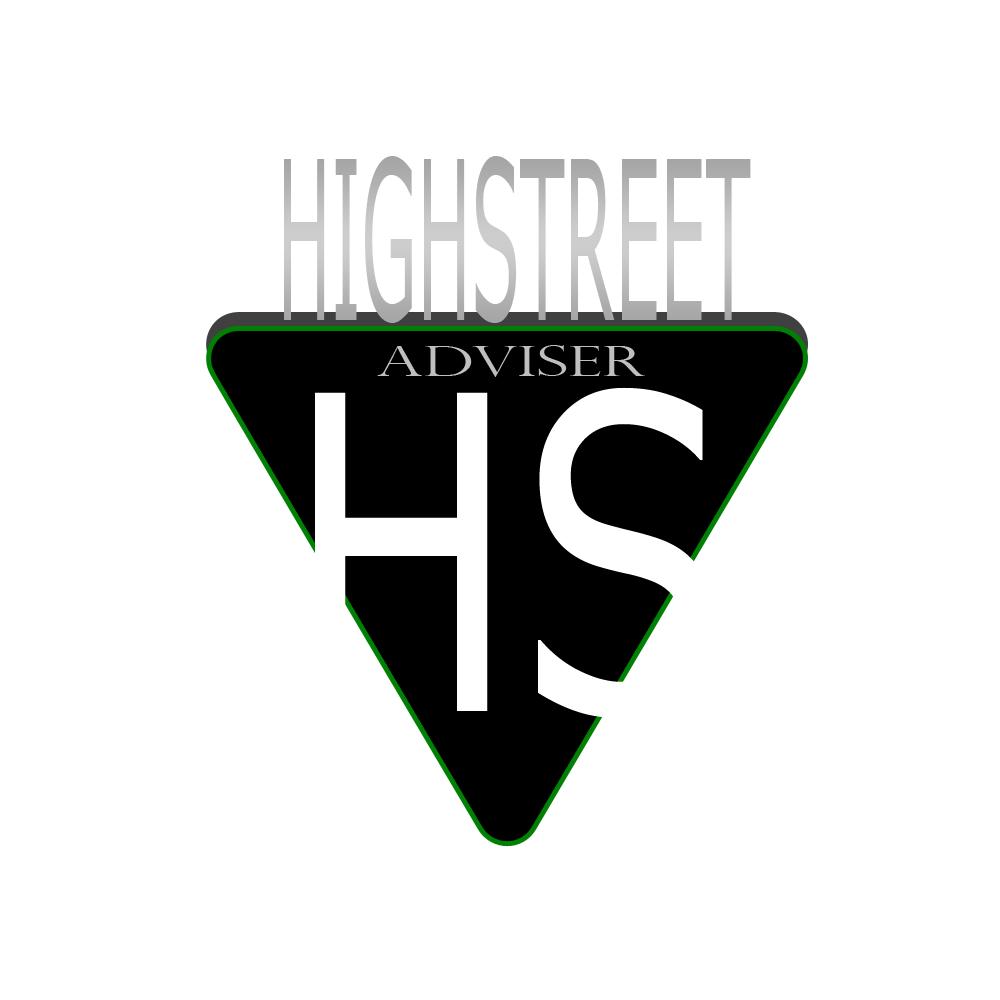 Logo Design by Alejandro Albite Jr - Entry No. 53 in the Logo Design Contest Fun Logo Design for HighStreet Adviser.