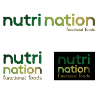 Logo Design by martacosta - Entry No. 95 in the Logo Design Contest Nutri-Nation Functional Foods Logo.