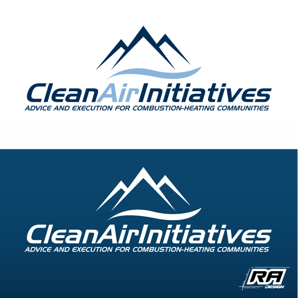 Logo Design by RA-Design - Entry No. 96 in the Logo Design Contest www.CleanAirInitiatives.com.