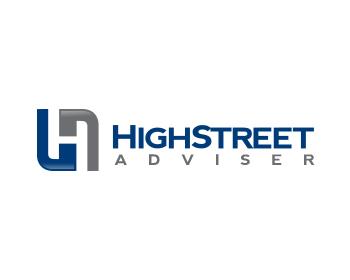 Logo Design by Devon Renandy - Entry No. 97 in the Logo Design Contest Fun Logo Design for HighStreet Adviser.