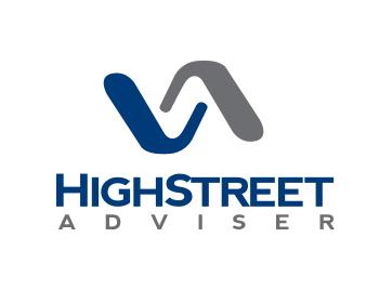 Logo Design by Devon Renandy - Entry No. 98 in the Logo Design Contest Fun Logo Design for HighStreet Adviser.