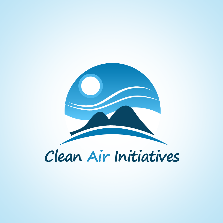 Logo Design by Mark Raymond Faelmoca - Entry No. 98 in the Logo Design Contest www.CleanAirInitiatives.com.