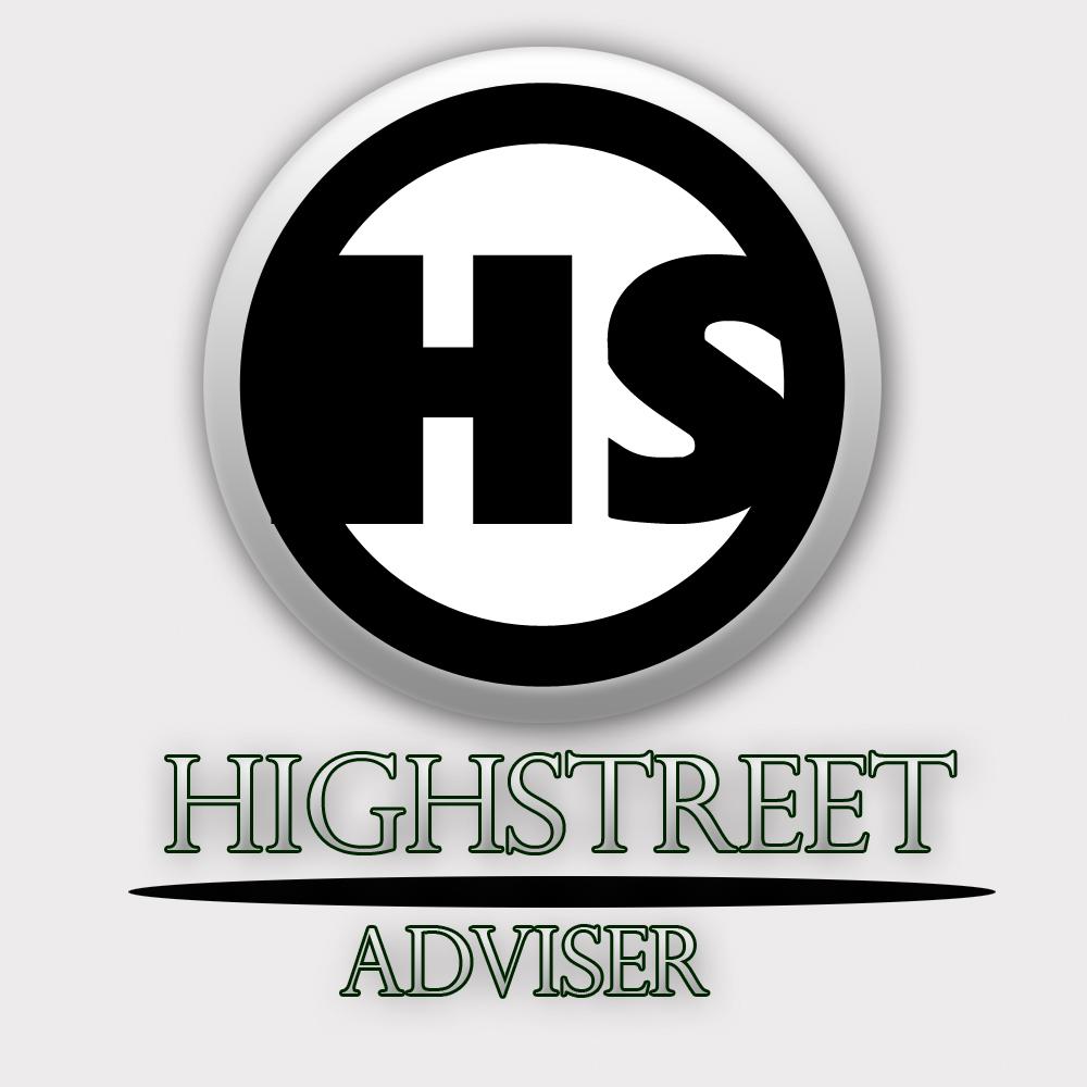 Logo Design by Alejandro Albite Jr - Entry No. 121 in the Logo Design Contest Fun Logo Design for HighStreet Adviser.