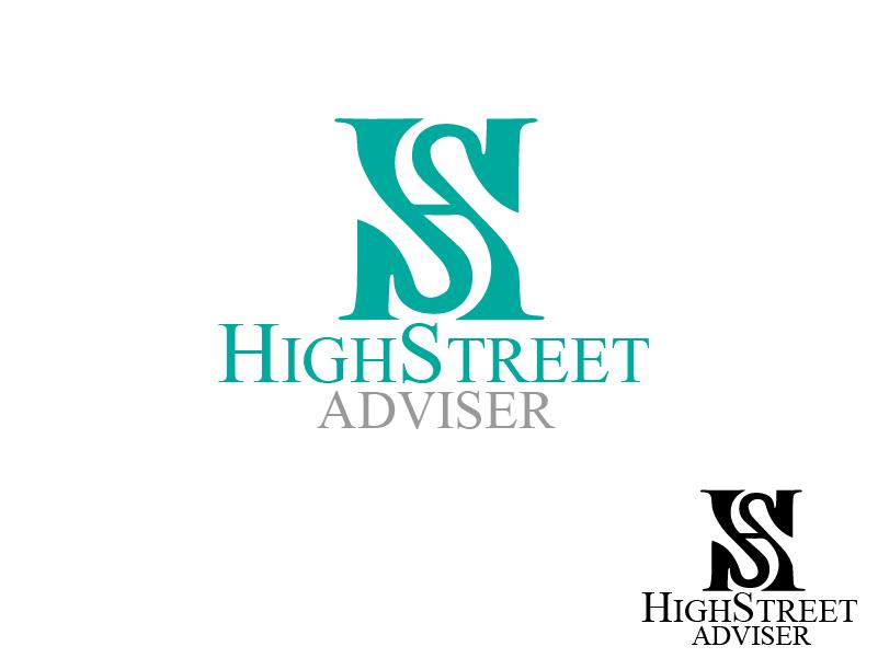 Logo Design by brands_in - Entry No. 136 in the Logo Design Contest Fun Logo Design for HighStreet Adviser.