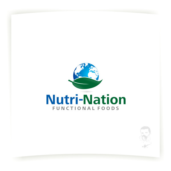 Logo Design by Private User - Entry No. 104 in the Logo Design Contest Nutri-Nation Functional Foods Logo.
