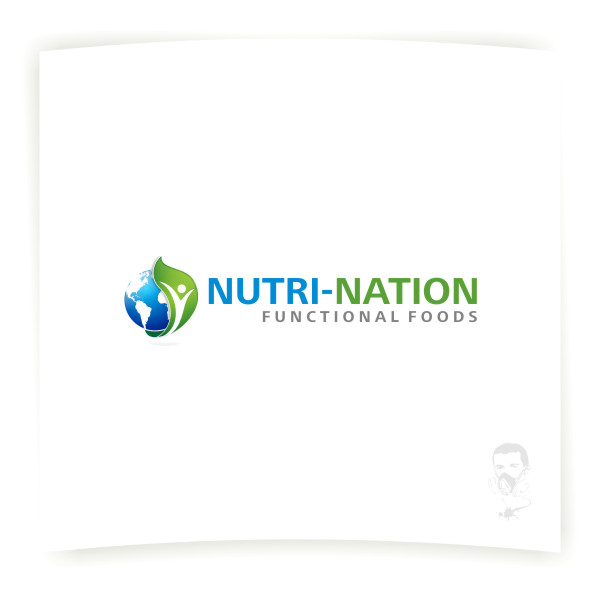 Logo Design by Private User - Entry No. 105 in the Logo Design Contest Nutri-Nation Functional Foods Logo.