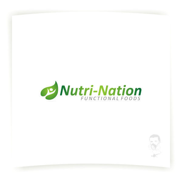 Logo Design by Private User - Entry No. 106 in the Logo Design Contest Nutri-Nation Functional Foods Logo.