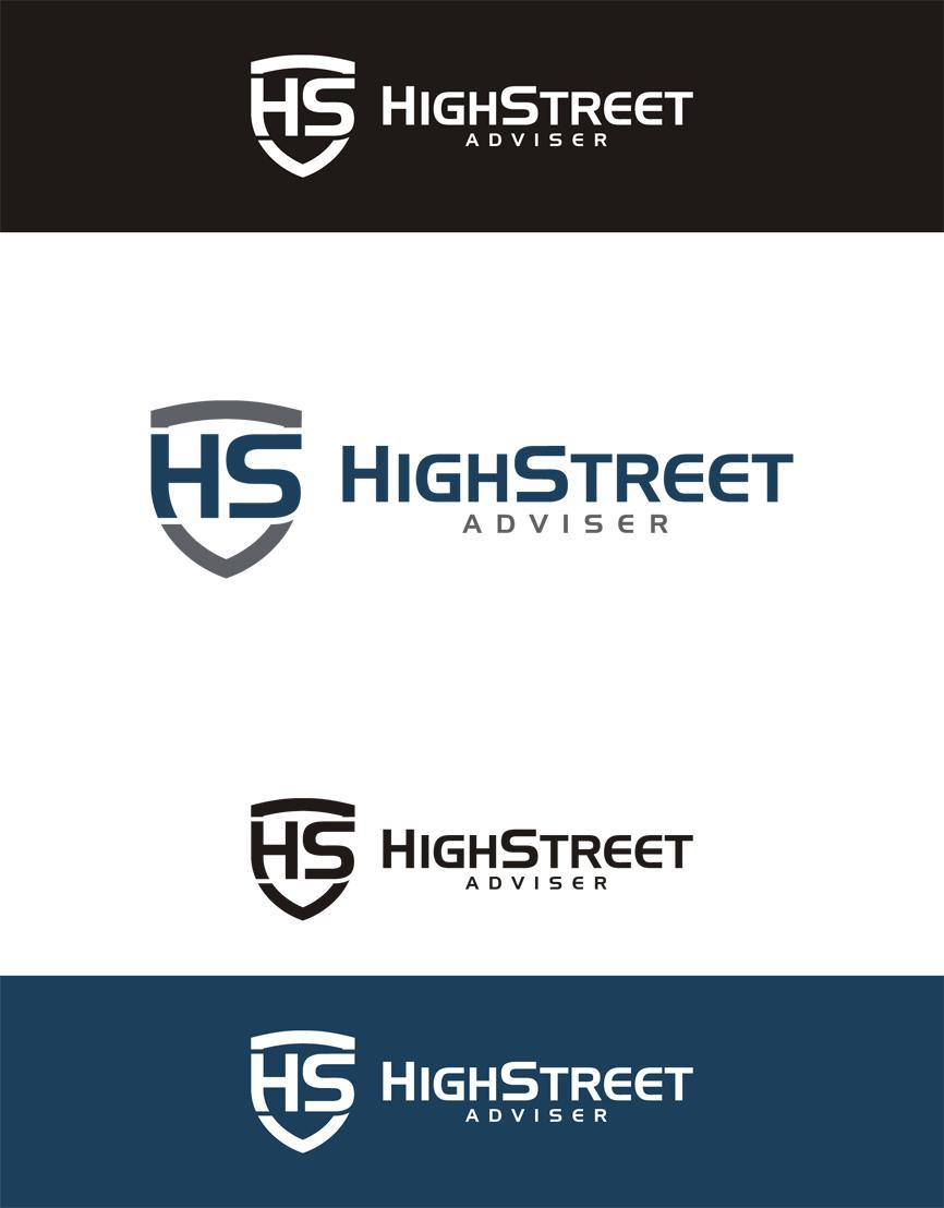 Logo Design by RasYa Muhammad Athaya - Entry No. 161 in the Logo Design Contest Fun Logo Design for HighStreet Adviser.