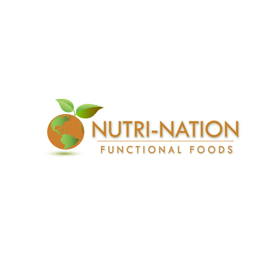 Logo Design by moonflower - Entry No. 107 in the Logo Design Contest Nutri-Nation Functional Foods Logo.